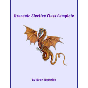 Draconic Elective Class Complete
