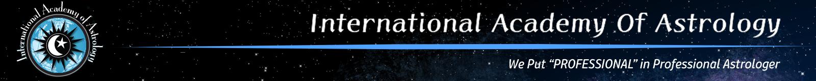 International Academy of Astrology – Learn Astrology Online